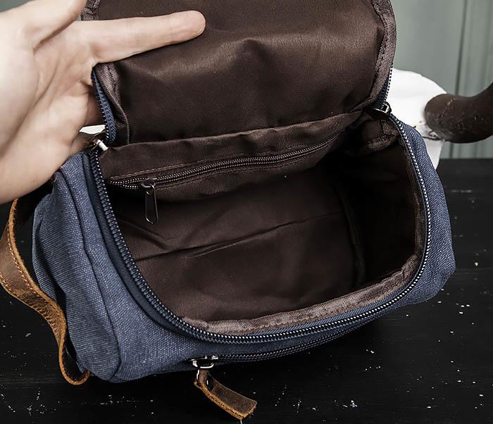 BAG480-4 Мужской вместительный несессер для поездок фото 03
