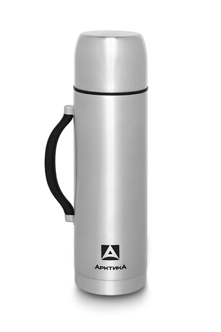 Термос Арктика 107-1200 (1.2 литра) Серебро