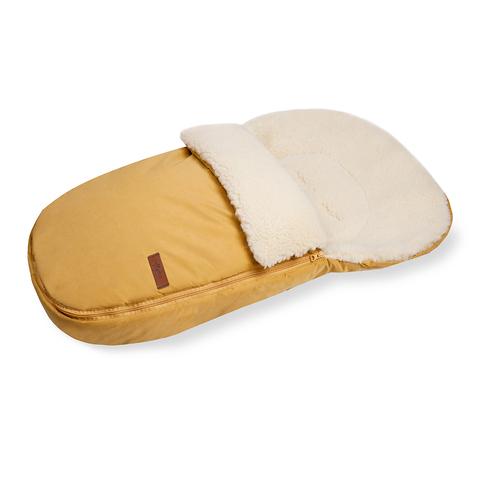 Markus. Меховой конверт Egg Basic, Amber gold вид 1