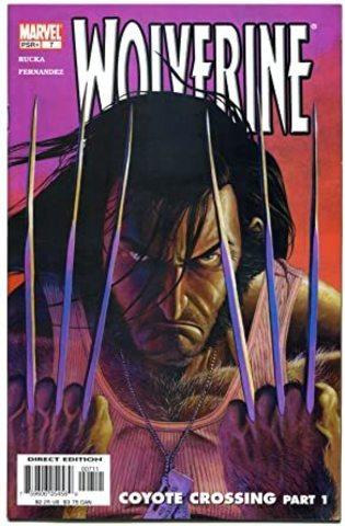 Wolverine #7 (2003)