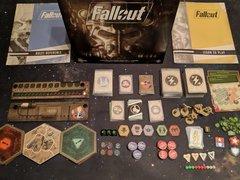 Настольная игра: Fallout