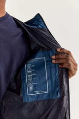 Куртка з кольоровими блоками
