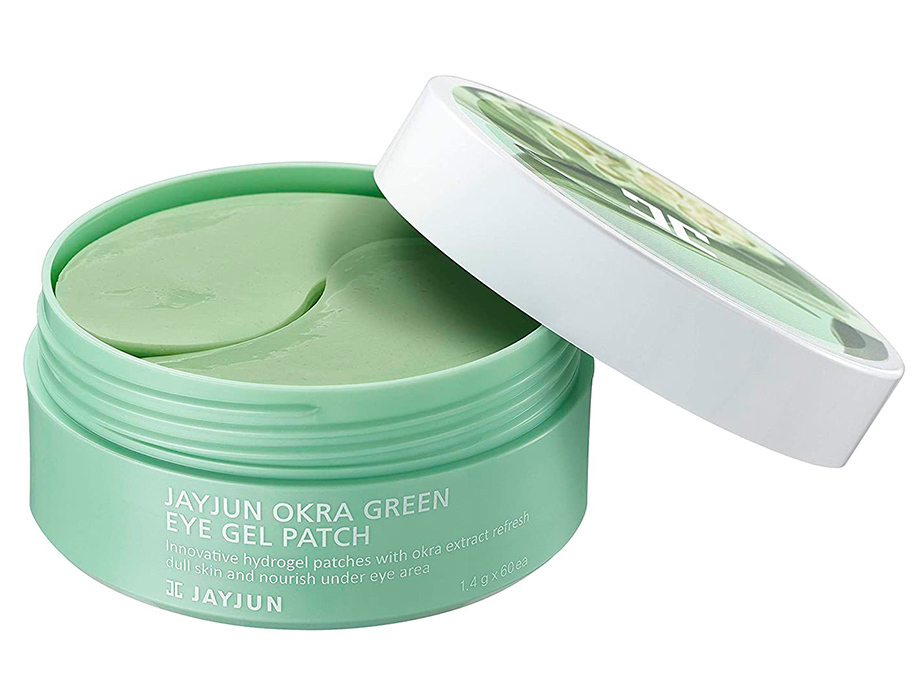 JAY JUN Okra Eye Gel Patch патчи для глаз