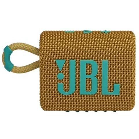 JBL GO 3, Жёлтый