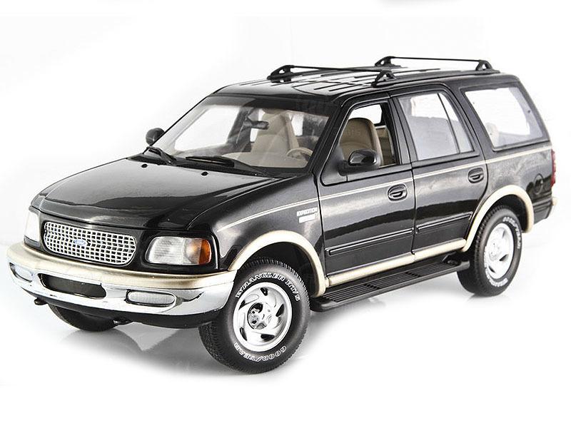 Коллекционная модель Ford ExpEdition Eddie Bauer 1998