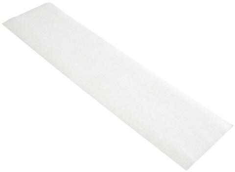 Бумага 30 х 8,5 см для мелирования серебристого цвета
