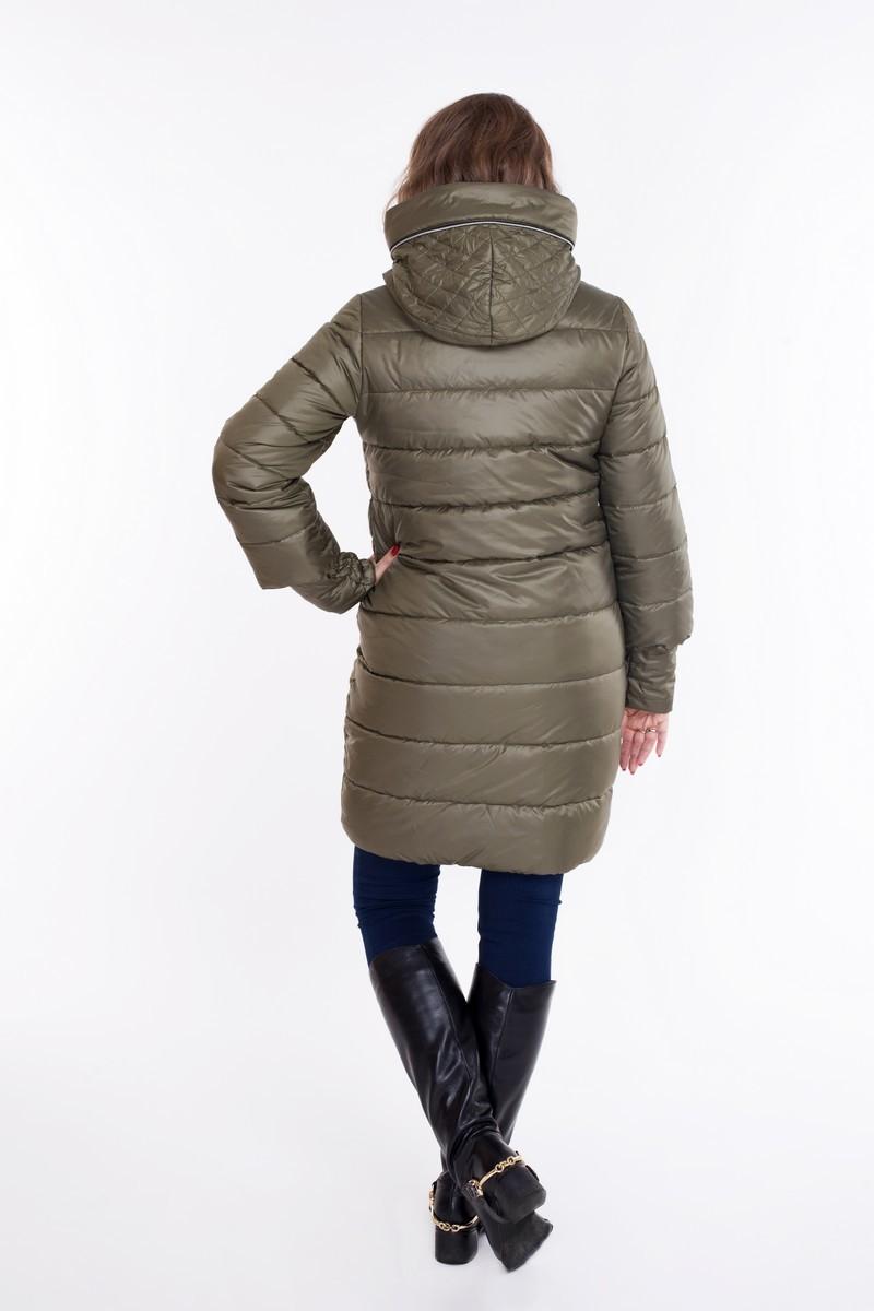 Куртка для беременных 08692 хаки