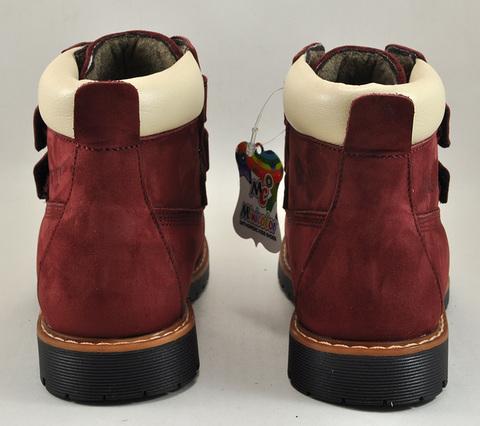 Ботинки демисизонные Minicolor