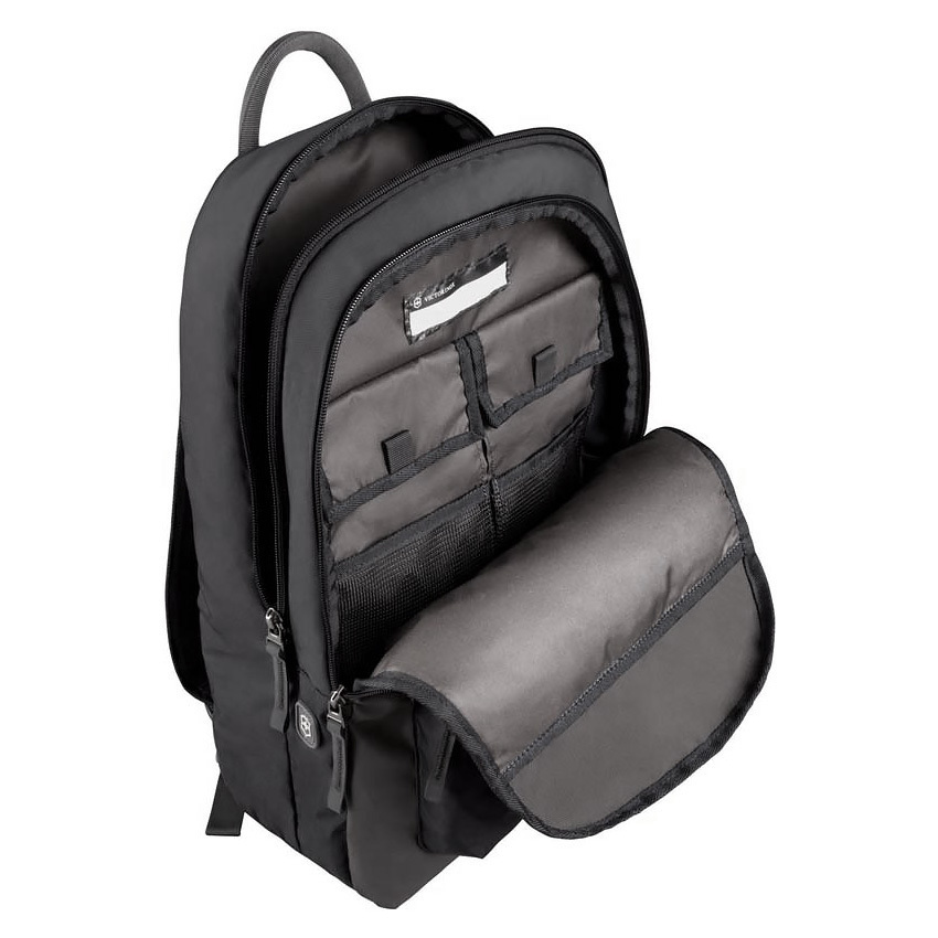 Рюкзак Victorinox Altmont 3.0 Standard Backpack, цвет чёрный, 44x30x15 см., 20 л. (32388401)