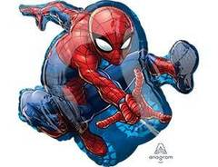 А Фигура, Человек паук, 29