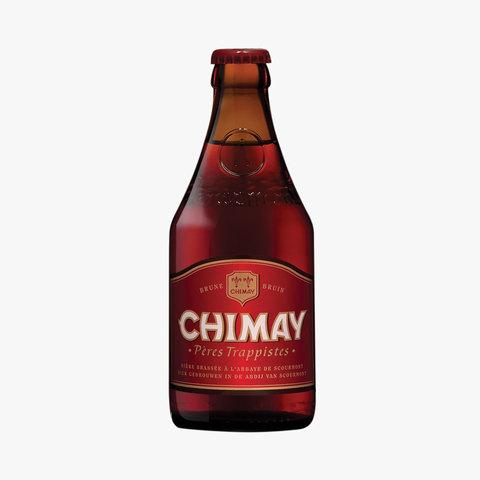 Chimay Red Cap / Шимэ Рэд Кап (светлое нефильтрованное)