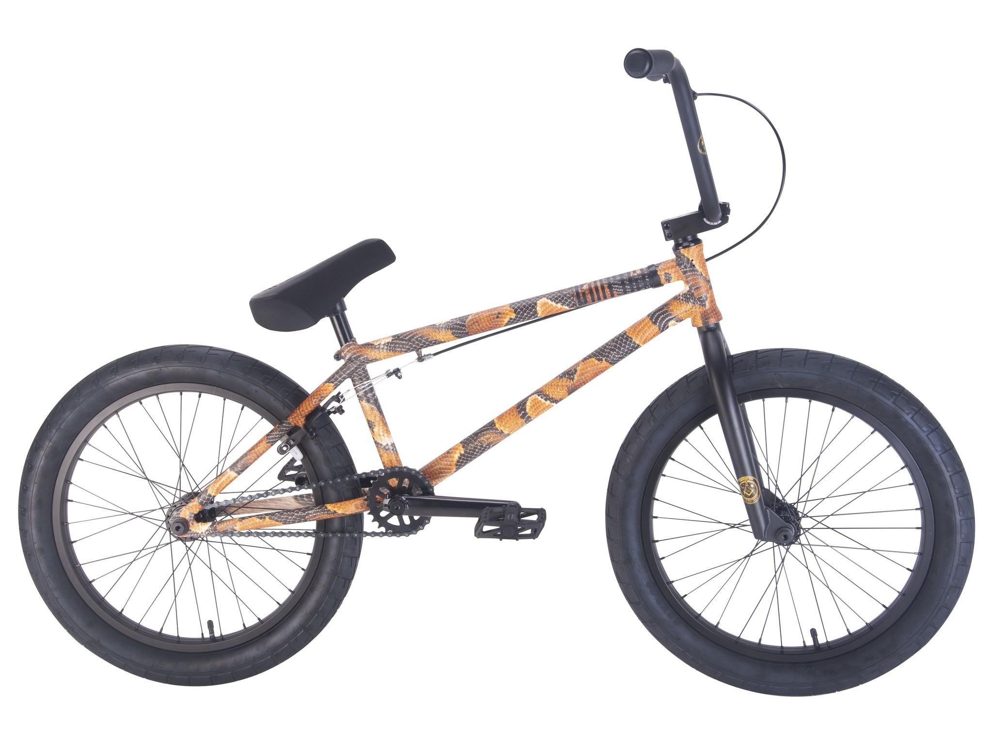 BMX Велосипед Karma Empire LT 2020 (змеиная кожа)
