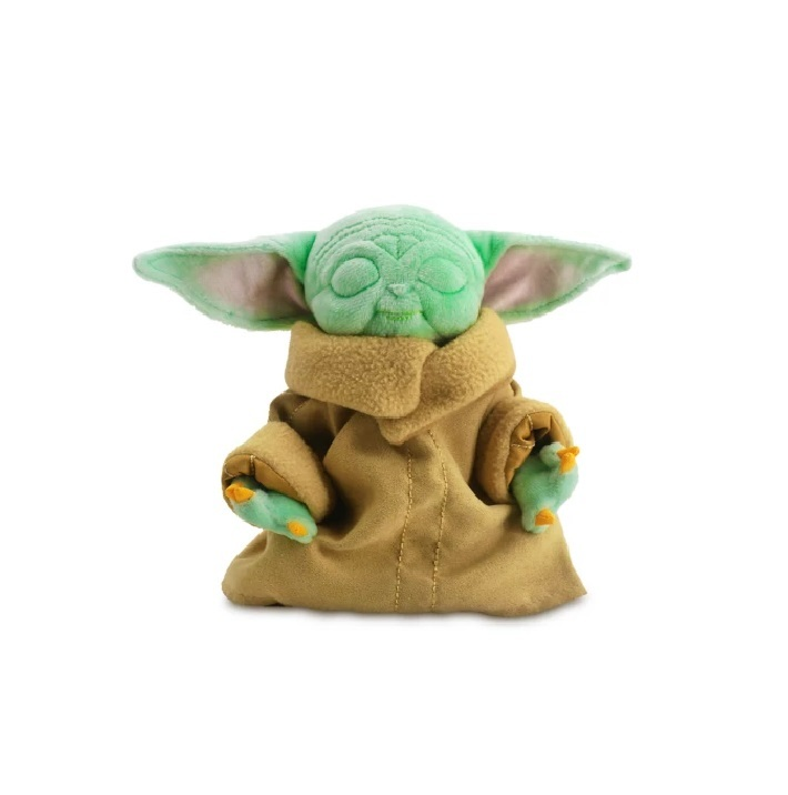 Мягкая игрушка Йода малыш Star Wars Мандалорец 15 см