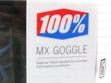 Кроссовые очки 100% Racecraft MX Goggles