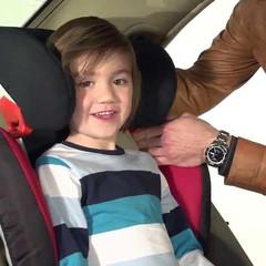 Детское автокресло Britax Romer Kid II