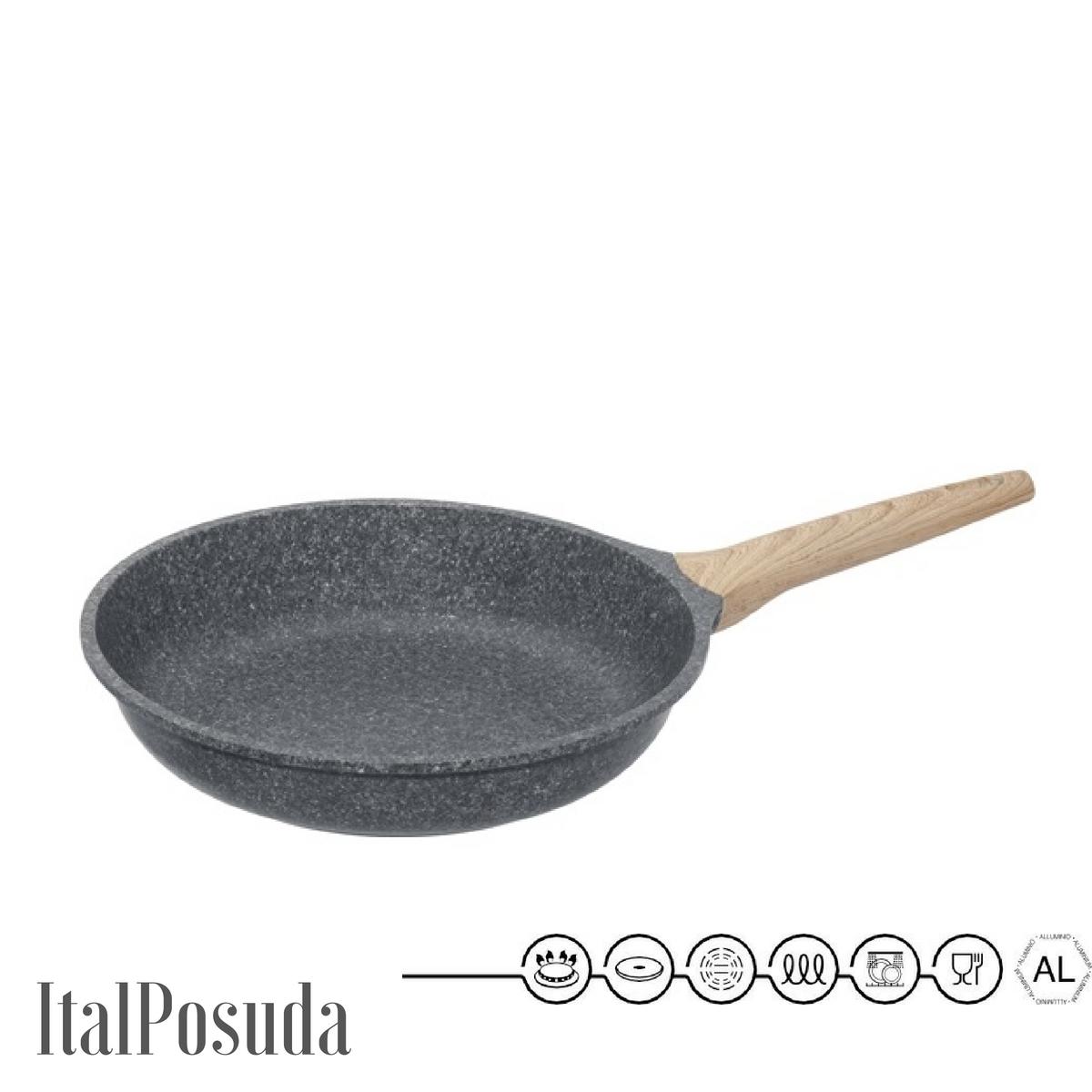 Сковорода NADOBA MINERALICA, 28 см