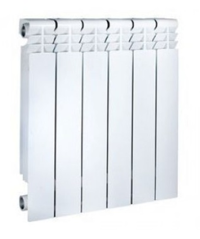 Алюминиевый радиатор Millennium 500/80/4