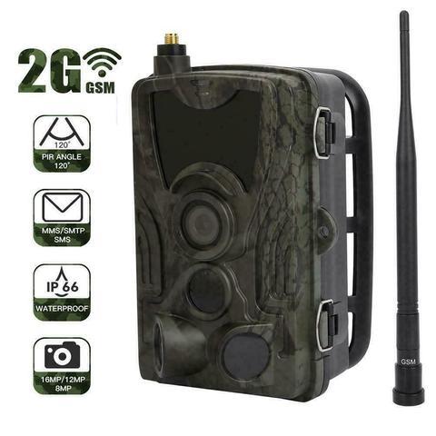 Фотоловушка Suntek HC 801M, камера наблюдения, охотничья камера Trail Camera