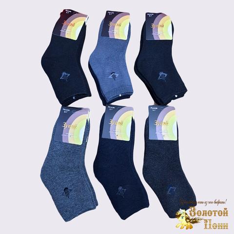 Носки махровые детские (5-11) 201107-Р8048