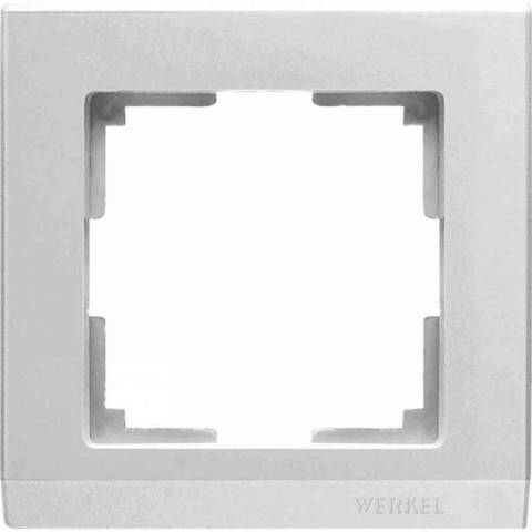 Werkel Рамка W0011801 (WL04-Frame-01) белый