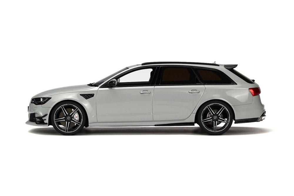 Коллекционная модель Audi ABT RS6 Performance 2015 Light Grey