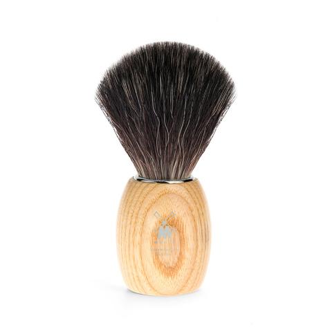 Помазок для бритья Muhle Фибра ручка из ясеня