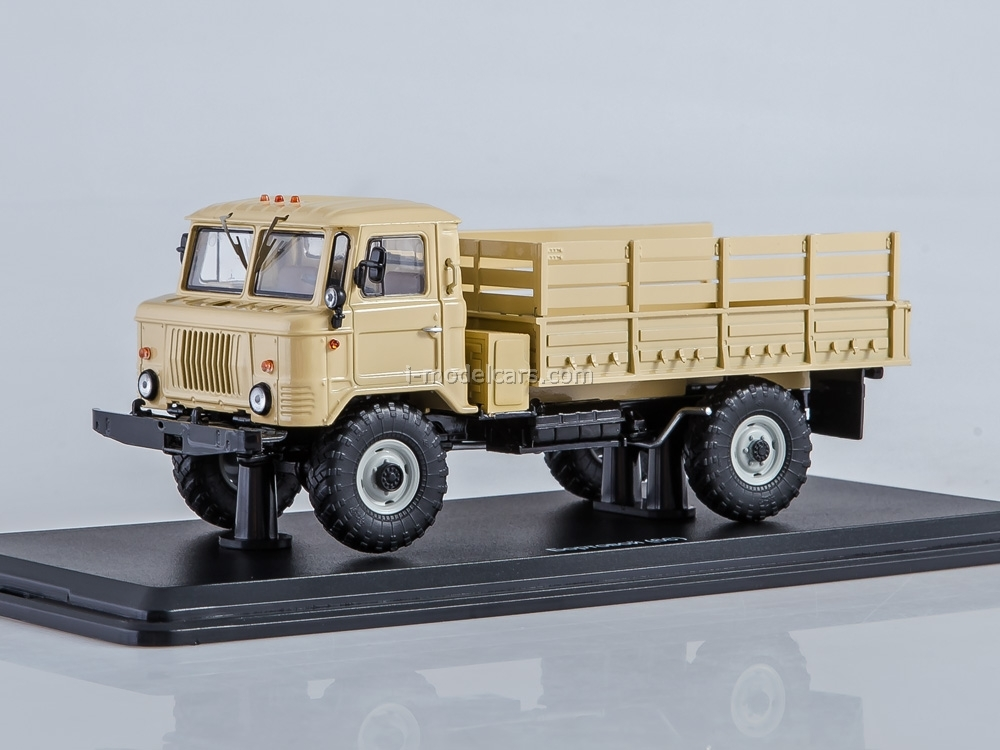 Details about  /GAZ 66 bus SSM1197 1:43
