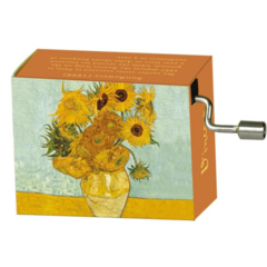 Music Box Van Gogh