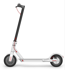 Электросамокат Xiaomi MiJia Smart Electric Scooter M365 (белый)