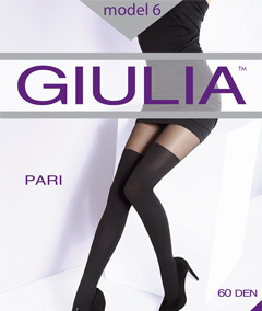 Колготки Giulia Pari 6