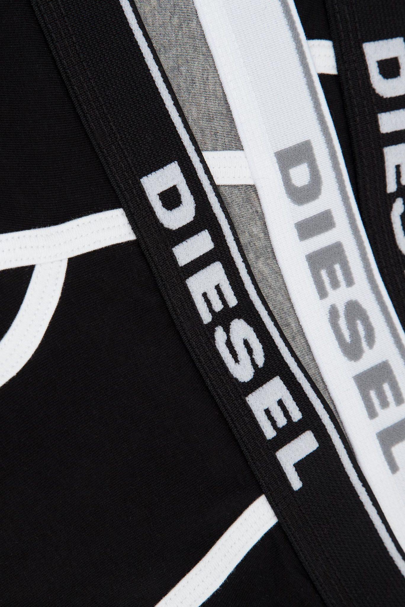 Женские хлопковые трусики (3 шт) E4372 Diesel