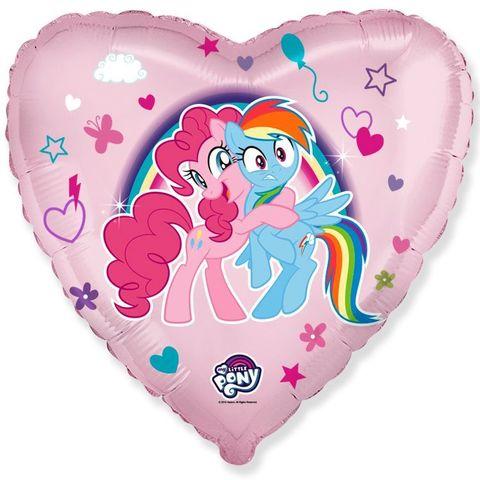 Сердце пони