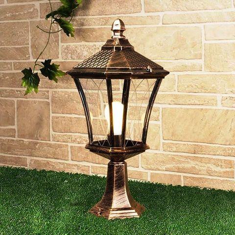 Elektrostandard Светильник Virgo S черное золото