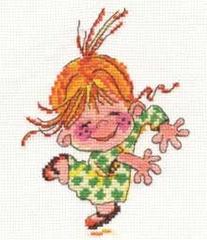 Набор для вышивания Алиса Клара