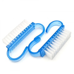 Щеточка маленькая для удаления пыли, цвет синий, 2шт в упаковке