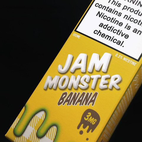 Jam Monster Banana