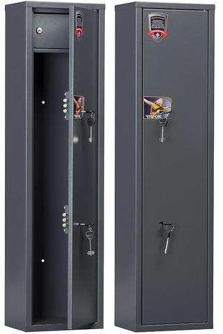 Металлический шкаф для хранения оружия AIKO ЧИРОК 1018 (ВОРОБЕЙ)