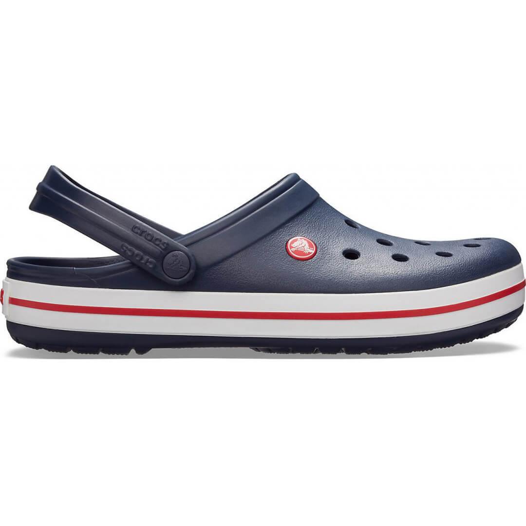 Сабо Crocs Crocband Navy Синие