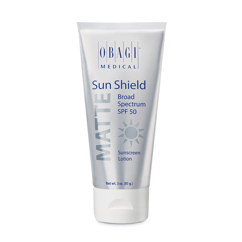 Cолнцезащитное средство с матирующим эффектом Obagi Sun Shield Matte Broad Spectrum SPF 50