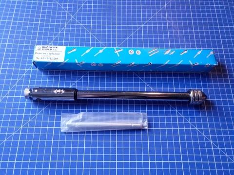 Вороток для метчиков с трещоткой M5-M12 295мм R4 Bucovice(CzTool) 404013 (В)