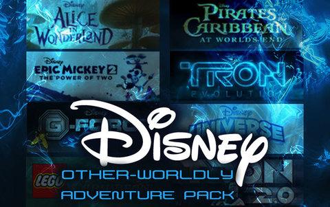 Disney Other-Worldly Adventure Pack (для ПК, цифровой ключ)