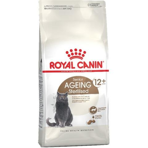 Royal Canin Ageing Sterilised 12+ (4 кг ) для стерилизованных кошек старше 12 лет