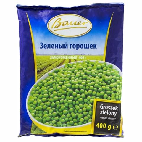 Горошек зеленый OERLEMANS 400 гр ПОЛЬША