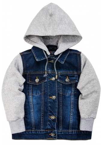 Куртка джинсовая, BONITO KIDS