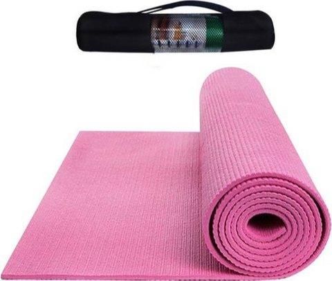 Yoqa xalçası \ Yoga Mat \ Коврик для йоги (çəhrayı)