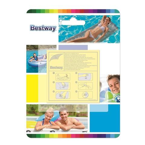 Ремонтный комплект Bestway 62068 (заплатки усиленные) / 6619