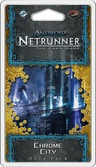Android Netrunner LCG: Chrome City Data Pack (SanSan Cycle)