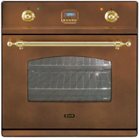 Духовой шкаф ILVE 600CPY/RM