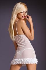 Obsessive MADAME chemise + thong
