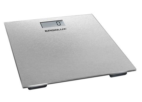 Весы напольные Ergolux ELX-SB02-С03 серый